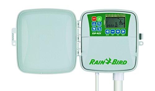 Rain Bird RZX4 - Programmierbares Bewässerungssystem, 4 Jahreszeiten, für draußen