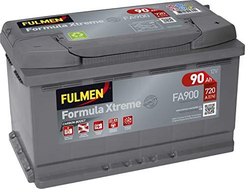 Batterie démarrage fulmen fa900 12v 90ah 720a