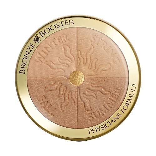 Physicians Formula Bronze Booster Glow-Boosting Season-to-Season Bronzer, Light to Medium, 0.27 Ounces