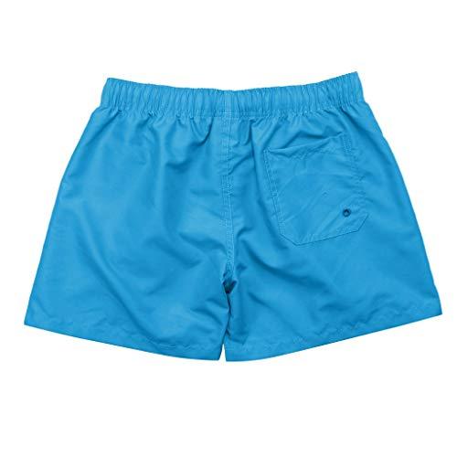Best Review Of Ropa De Playa para Hombre Trunks Short 2020 New Summer Swim Bathing Pantalones De Vac...