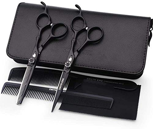Lionha Professionele Kapper-Schaar Dunner 6-Inch Easy Hair Styling En Trimmen Set