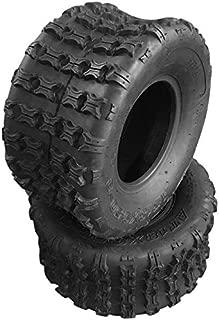 Set of 2 Sport ATV UTV 18X9.5-8 4 PLY Tires 4PR P316
