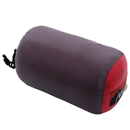 ナンガ (NANGA) UDD BAG 280DX レギュラー RED(レッド)