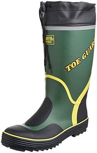 [ミドリ安全] 安全長靴 先芯入り MPB5000N グリーン M(24.0~25.0cm)(25cm)