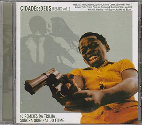 Cidade De Deus - Cd Remix Vol 2 - 2003