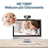 Zoom IMG-1 niyps webcam per pc con