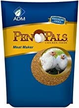 Adm Alliance Nutrition 70012AAABD 5 lbs. Pen Pals Chicken Feed44; Meat Maker44; Crumble