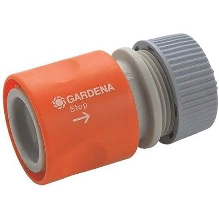 Gardena Schlauchstück Wasserstop Adapter