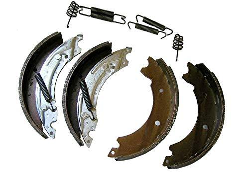 2 x Knott Bremstrommel Original 200 x 50 mit Kompaktlager 34 x 64 mm 20-2425//1