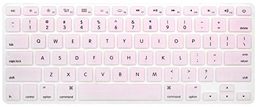 HRH Silicone Keyboard Cover Skin for MacBook Air 13,MacBook Pro 13/15/17 (with or w/Out Retina...