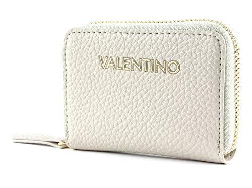 Valentino Superman, Travel Accessory-Portafoglio Bi-Fold Donna, Ghiaccio, Taglia unica