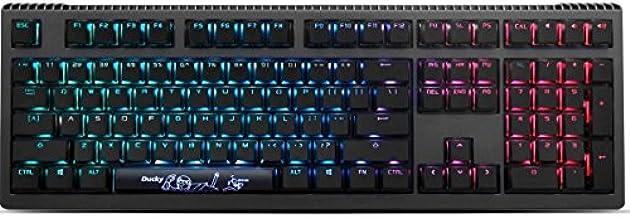 Ducky Shine 6 - Teclado Gaming, Color Negro: Amazon.es ...