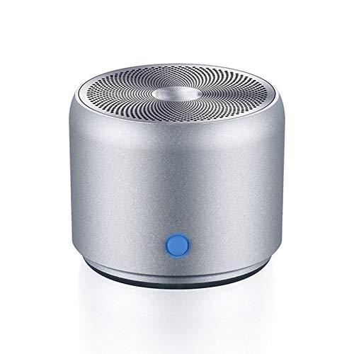 QAIYXM Super-Mini Altavoz del Bluetooth 2018 Japón Mejor Sonido/Bajos de Calidad EWA A106 Pro Tarjeta del TF de 5.0