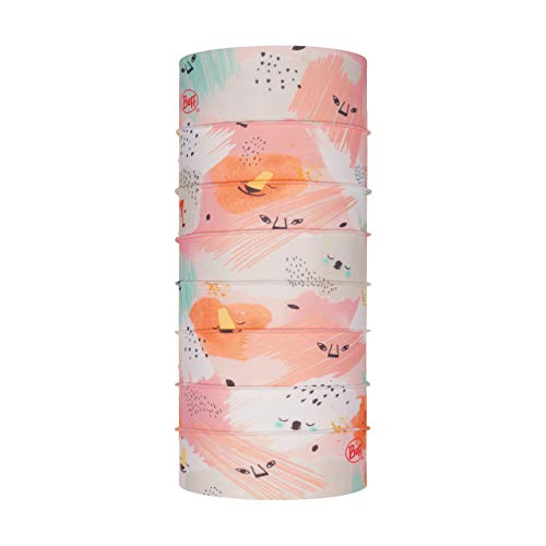 Buff Baby Softy Tubular Original Junior Unisex Baby Light Pink, One Size