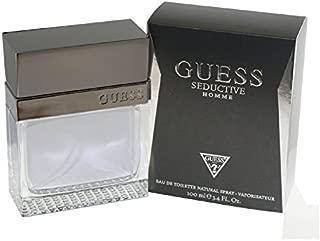 Guess Perfume  - Guess Guess Seductive Homme by Guess - perfume for men - Eau de Toilette, 100 ml Q-EY-404-B1