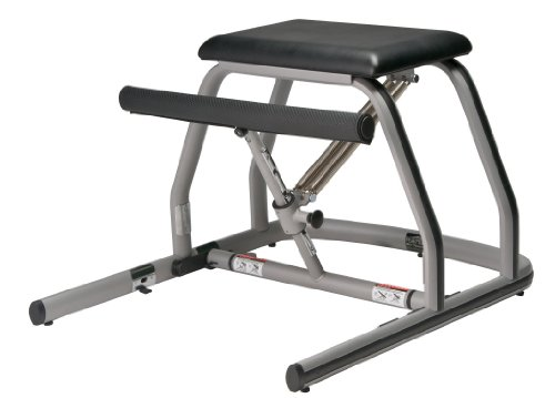 Peak Pilates MVE Single Pedal Sedia Fitness, Nero
