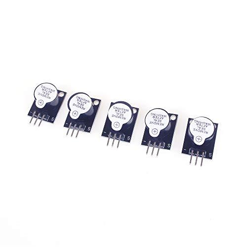 ANGEEK KY-012 - Módulo de Sensor de Alarma para Impresora Arduino Raspberry DIY PC (5 Unidades)