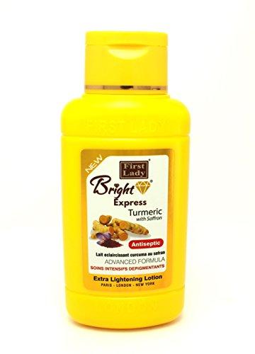 Bright Express Turmeric & Saffron Extra Skin Lightening Lotion 500ml -...