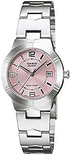 Casio LTP-1241D-4ADF for Women (Analog, Dress Watch)