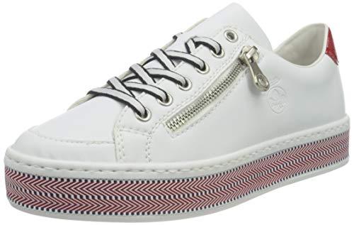 Rieker L89c1, Zapatillas Mujer