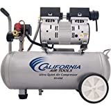 California Air Tools CAT-5510SE,1 HP,Portable Compressor,5.5 Gal,Horiz,120 PSI,2.2 CFM,1-Phase 110V