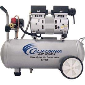 California Air Tools CAT-5510SE,1 HP,Portable Compressor,5.5 Gal,Horiz,120 PSI,2.2 CFM,1-Phase 110V