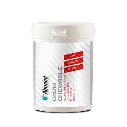 CoQ10 Chewable (30 Tablets)