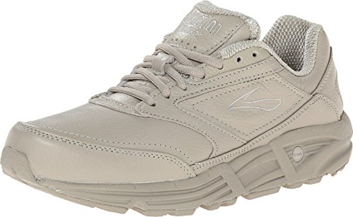 Brooks Damen Addiction Walker Walkingschuhe, Grau (Bone 121), 44.5 EU