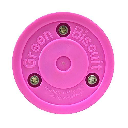 """Green Biscuit """"BLUSH"""" Pink Passing Puck"""