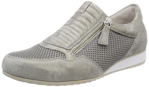 Gabor Shoes Damen Comfort Basic Derbys, Beige (Taupe), 42 EU