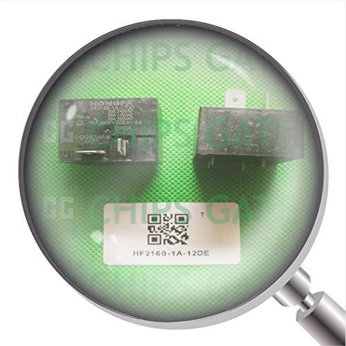 2Pcs Tianbo Hjq-15F-2-S-H 12V 30A 4Pin HF2160-1A-12DE