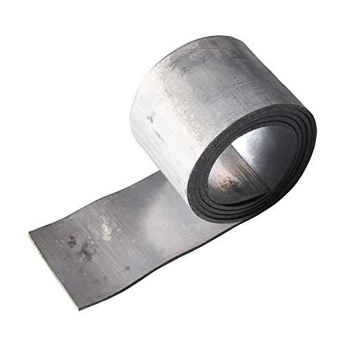 鉛シート 鉛テープ 【2mm厚】 はさみで切れて使いやすさ抜群 遮音・制振・重さ調整に Pb2mm
