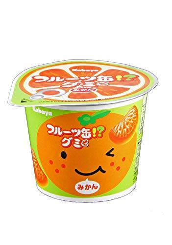 カバヤ食品 フルーツ缶グミ 50g ×12個