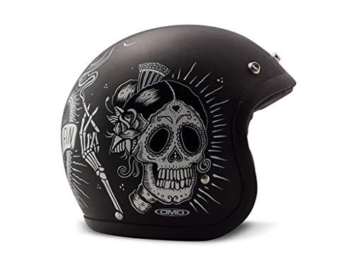 DMD 1jts30000sf03Helm Motorrad, Sin Fin, M