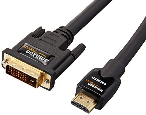AmazonBasics HDMI to DVI Adapter Cable