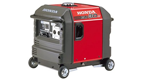 Honda EU 30is Metal & HDPE Multicolor Inverter Generator