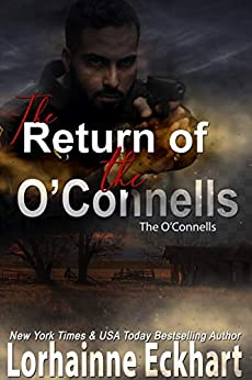 The Return of the O'Connells by [Lorhainne Eckhart]