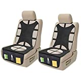 KLYDZ Car Seat Protector for Child, (2 Packs)...