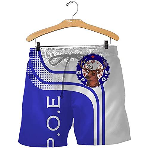 BOYASI Sudaderas con capucha, chaquetas, camisetas, pantalones cortos b.p.o.e Cárdigan con estampado completo en 3D Sudadera fina de poliéster para hombres y mujeres Suéter clásico Completo /