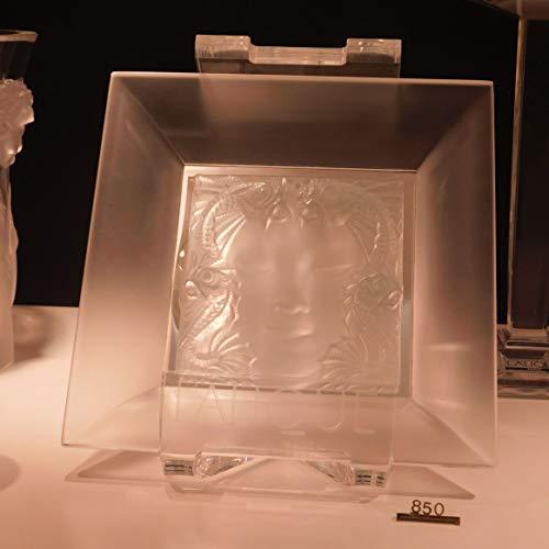 Lalique Masque De Femme Schale, mittelgroß