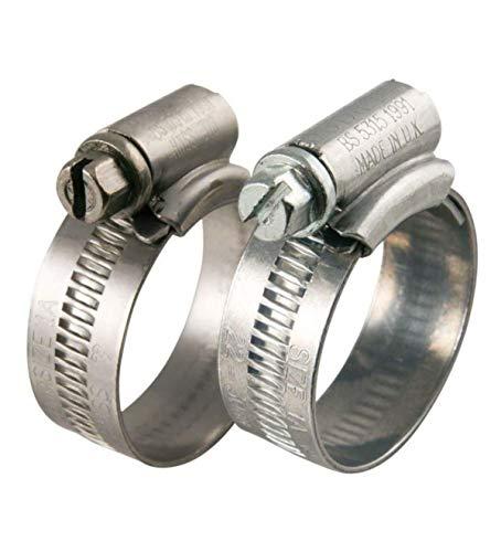 Colliers de serrage authentique MS, 45-60mm 2 pièces