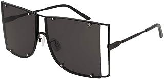 Puma Sunglasses For Women, Grey Lens, Pu0189S_001_Cat, Rectangle Frame