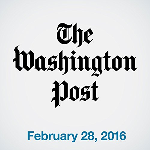 Top Stories Daily from The Washington Post, February 28, 2016 copertina