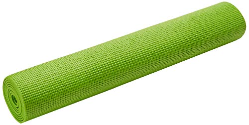 CAP Barbell HHY-CF004G Fitness Yoga Mat, Green