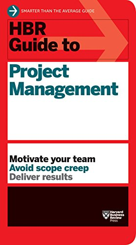 Compare Textbook Prices for HBR Guide to Project Management HBR Guide Series 1 Edition ISBN 9781422187296 by Review, Harvard Business