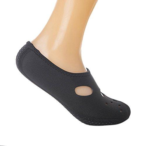 Wiivilik Unisex 3MM Strand Socken Hausschuhe Wasser Socken, Strandschuhe ,, Wasserschuhe, Wasser Socken, Socken Tauchen Schwimmen Tauchen Surfen Schuhe