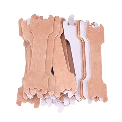 perfeclan 50 st näsplåster remsor näsremsor för att lindra täppt näsa – 100 stycken