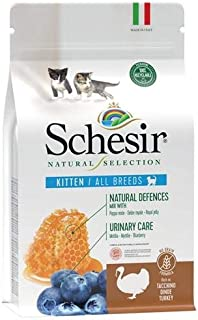 Schesir Natural Selection Dry Kitten Turkey 350 g