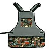 zxb-shop Werkzeugkasten Oxford Tuch Werkzeuge Aufbewahrungstasche Arbeitsschürze mit Taschen...