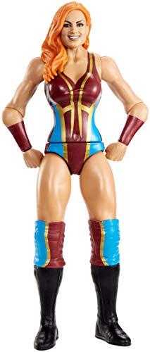WWE - Figura de acción de la luchadora Becky Lynch Juguetes niños +6 años (Mattel...